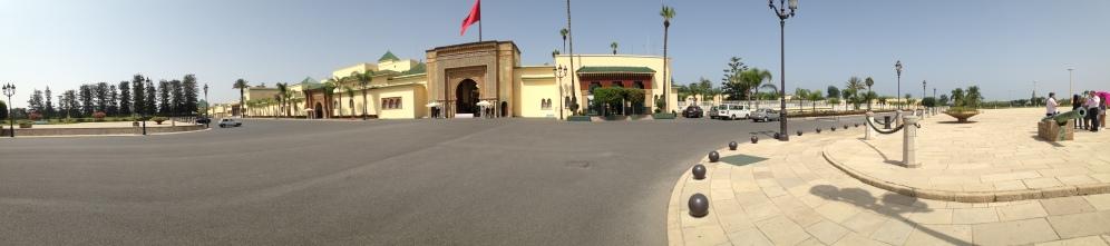 Palácio Real de Rabat