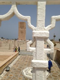 Mesquita inacabada de Rabat